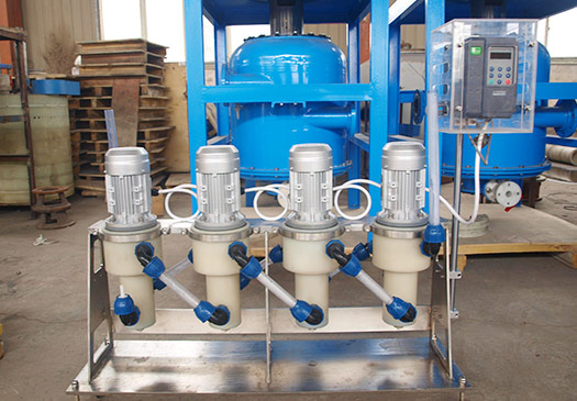 Fine chemical o-cresol formaldehyde epoxy resin production